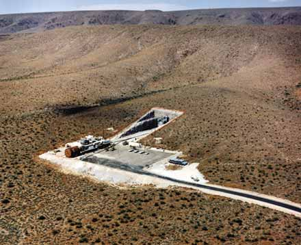 Yucca Mountain's Future — Blog of the Long Now