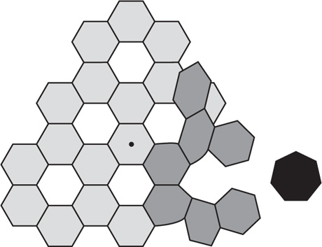 Common Worksheets shapes heptagon : CABINET // Build Your Own Hyperbolic Soccer Ball Model