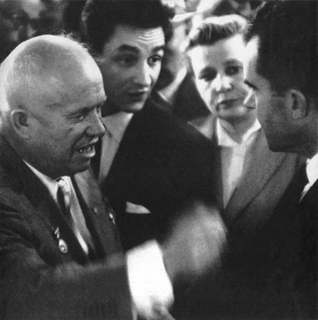 Kitchen Cabinet Debate Nixon